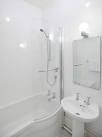 Premier Bathroom with Shower Over Bath